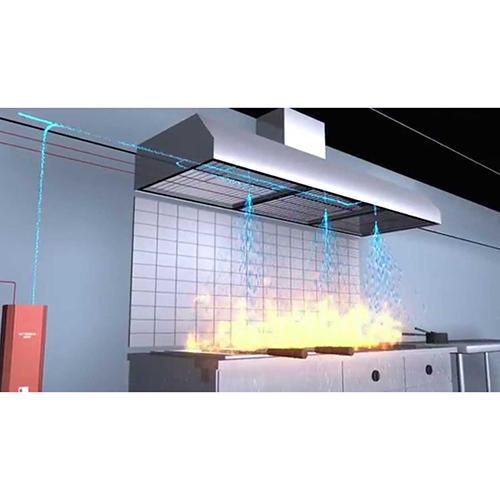 Kitchen Hood Fire System